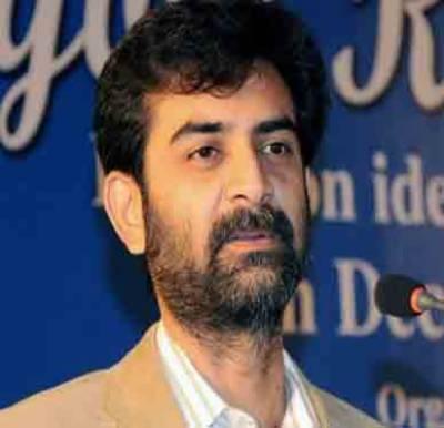 حماد صدیقی کے ساتھ ایک خاتون کو بھی گرفتار کیے جانے کا انکشاف