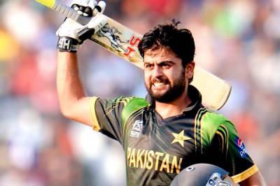 احمد شہزاد کو قومی ٹیم سے ڈراپ کرنے کا فیصلہ