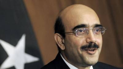 بھارت سی پیک کے باعث پاکستان کی بڑھتی ہوئی معاشی ترقی سے خوفزدہ ہے، سردار مسعود