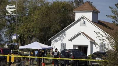 امریکا، ٹیکساس چرچ میں فائرنگ ،27 افراد ہلاک جبکہ 30 زخمی
