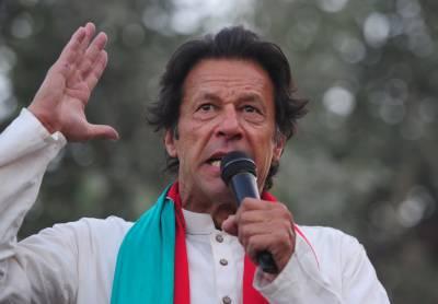 نوازشریف کہتاہے کر پشن روکیں گے تو ترقی رک جائےگی ، عمران خان