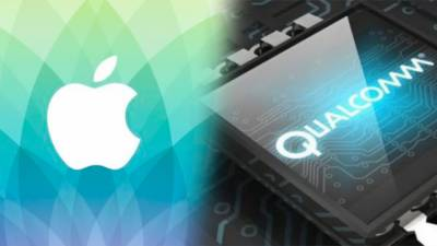 کوالکوم نے ایپل کمپنی پر مقدمہ درج کروادیا