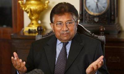 پرویز مشرف نے ایم کیو ایم اور پی ایس پی کے اتحاد کو خوش آئندہ قرار دیدیا