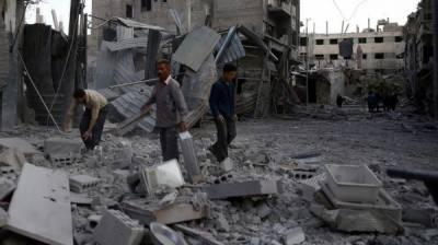 روس نے شام میں کیمیائی ہتھیاروں کے حملوں سے متعلق قرارداد کی مخالفت کردی