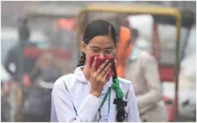 دنیا کا سب سے آلودہ دارلحکومت نئی دہلی