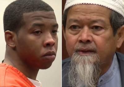 امریکی عدالت میں مسلمان باپ نے بیٹے کے قاتل کو معاف کر دیا