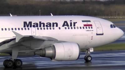 ایران خطے میں مکروہ مقاصد کیلئے مسافر جہاز استعما ل کر رہا ہے