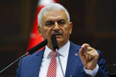 امریکا کے ساتھ اس وقت بہترین تعلقات موجود ہیں، ترک وزیر اعظم