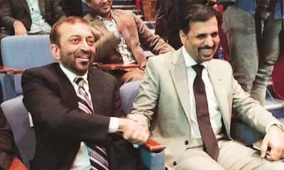 ایم کیو ایم کی سیاست سے نہیں ٗ کراچی کی بدامنی سے مسئلہ ہے : سعید غنی