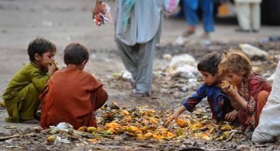 پاکستان میں غربت میں مسلسل اضافہ ہو رہا ہے : سروے رپورٹ