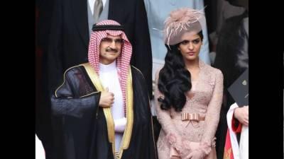 سعودی عرب،شہزادہ ولید بن طلال سمیت سات افراد کو رہا کر نے کا فیصلہ