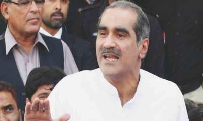 پرویز مشرف کو متبادل لیڈر بنانے کی تمام کوششیں ناکام ہو گئیں، سعد رفیق