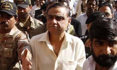 میری گرفتاری مسٹر بین کے کہنے پر ہوئی ہے : ڈاکٹر عاصم
