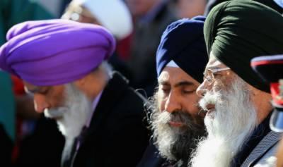 امریکہ سکھوں کی تقریب میں بھارتی قونصل جنرل کی شرکت سکھ نے بھارت مردہ باد کے نعرے لگوا دیئے