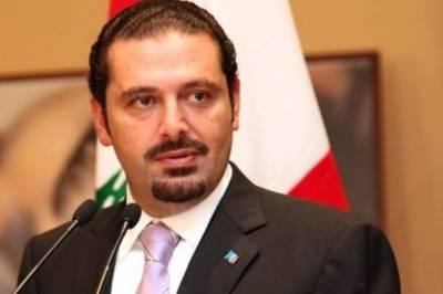 """لبنانی وزیر اعظم کا منظر عام پر آتے ہی سعودی """"ولی عہد """" کے بارے میں اہم بیان سامنے آگیا"""