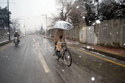 بارشوں کا سسٹم پاکستان میں داخل، بلوچستان کے مختلف علاقوں میں بارش