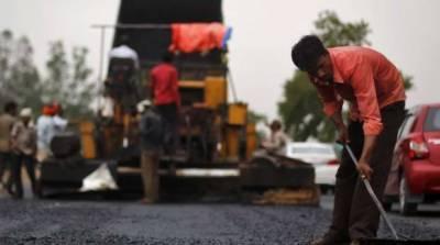بھارت میں استعمال شدہ پلاسٹک سے سڑکیں بنائی جانے لگیں