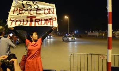 ٹرمپ کی 'توہین' کرنے پر 'لیڈی گاگا' ویت نام میں گرفتار