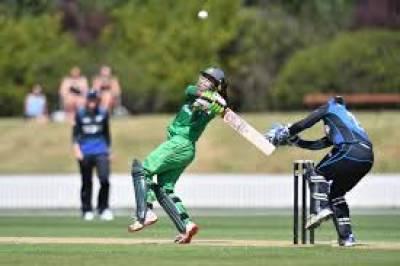 پاکستان اور نیوزی لینڈ ویمنز کے درمیان آخری ٹی 20 کل ہوگا