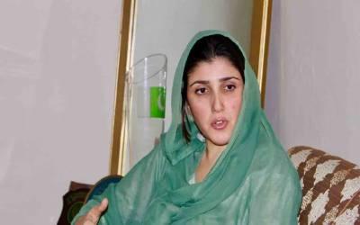 عمران نیازی اور گنڈا پور کے طالبان سے تعلقات ہیں، گلالئی کا الزام