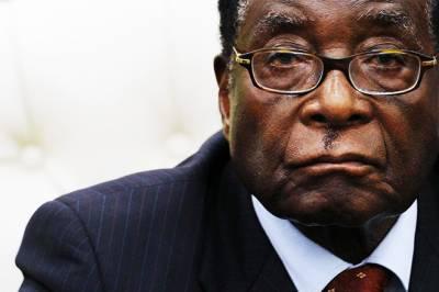 زمبابوے، فوج نے صدر موگابے کو نظر بند کر دیا