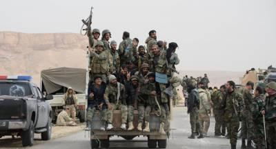 شامی حکومت نے امریکہ کو ملک سے اپنی فوج نکالنے کا کہہ دیا