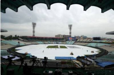 بھارت اور سری لنکا کے درمیان پہلا ٹیسٹ بارش کی وجہ سے تاخیر کا شکار