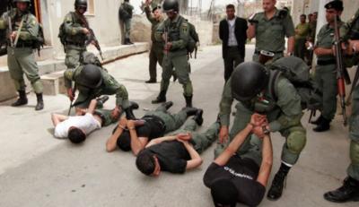 اسرائیل کی جارحیت، 30 فلسطینی گرفتار