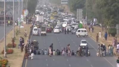 عدالت کا اسلام آباد انتظامیہ کو کل تک دھرنا ختم کرانے کا حکم
