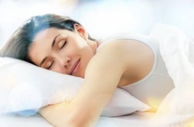 پر سکون اور آرام دہ نیند کا نیا نسخہ