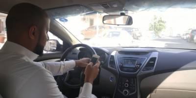دوران ڈرائیونگ سپیکر کے ذریعے موبائل استعمال کر سکتے ہیں ، محکمہ ٹریفک