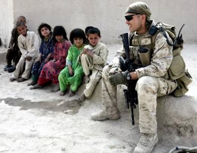افغانستان میں بچوں کے ریپ کے معاملات کو نظر انداز کیا جائے : امریکہ