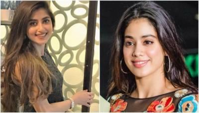سجل علی نے سری دیوی کی بیٹی کیلئے پیغام جاری کردیا
