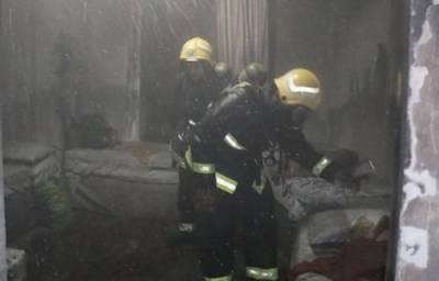 مکہ مکرمہ کے رہائشی ہوٹل میں خوفناک آتشزدگی