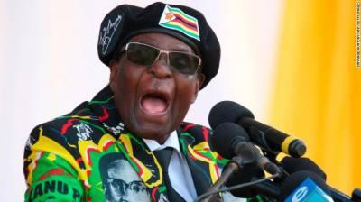 زمبابوین صدرکا مستعفی نہ ہونے کا فیصلہ اورجماعت کی صدارت کا اعلان