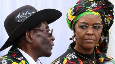 زمبابوے کے صدر اپنے عہدے سے مستعفے