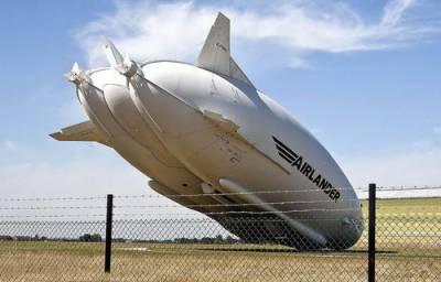 دنیا کا سب سے لمبا طیارہ کھیت میں گر کر تباہ