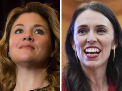 ٹرمپ نیوزی لینڈ کی خاتون وزیر اعظم کو جسٹن ٹروڈو کی اہلیہ سمجھتے رہے