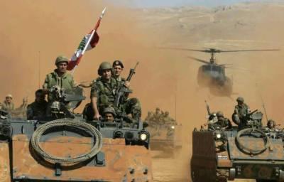 اسرائیلی حملے کا خطرہ،لبنان کے آرمی چیف نے فوج کو تیار رہنے کا حکم دے دیا