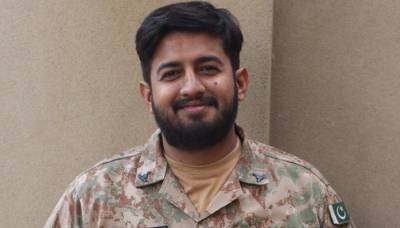 ڈی آئی خان میں آپریشن کے دوران پاک فوج کے میجر اسحاق شہید، آئی ایس پی آر