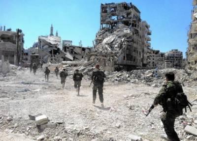 شام میں ایک ایرانی جنرل علی رضا اور پاسداران انقلاب کے چار اہلکار ہلاک