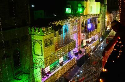 سندھ حکومت نے عید میلاد النبی ﷺ کے موقع پرعام تعطیل کا اعلان کر دیا