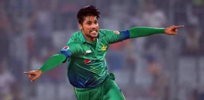 آئندہ ورلڈ کپ میں گہرا تاثر چھوڑنا چاہتا ہوں : محمد عامر