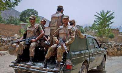 بلوچستان:سیکیورٹی فورسز کی کارروائی ، 2 دہشت گرد ہلاک