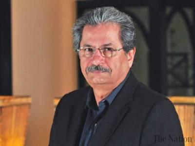 میاں صاحب کو کچھ اور نہیں سوجھتا تو تحریک انصاف پر تنقید شروع کردیتے ہیں: شفقت محمود