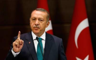 امریکہ داعش کی شکست کے بعد بھی شام میں اسلحہ سپلائی کر رہا ہے: ترک صدر