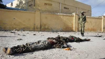 صومالیہ، امریکی بمباری کے نتیجے میں الشباب کے 100 جنگجو ہلاک