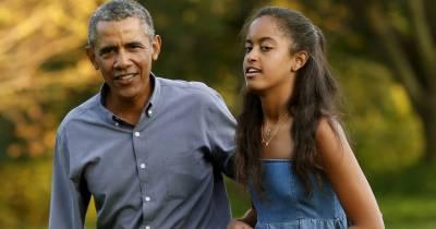 سابق امریکی صدر اوبامہ کی بیٹی کی شرمناک ویڈیو منظرِ عام پر آگئی