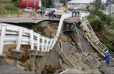 2018 میں زلزلے زیادہ آنے کا امکان ہے،سائنس دانوں کا انتباہ