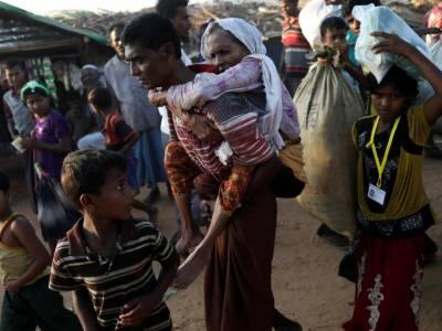 بنگلا دیش اور میانمار کے درمیان روہنگیا مہاجرین کی واپسی کا معاہدہ